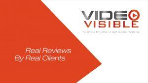 video visible reviews